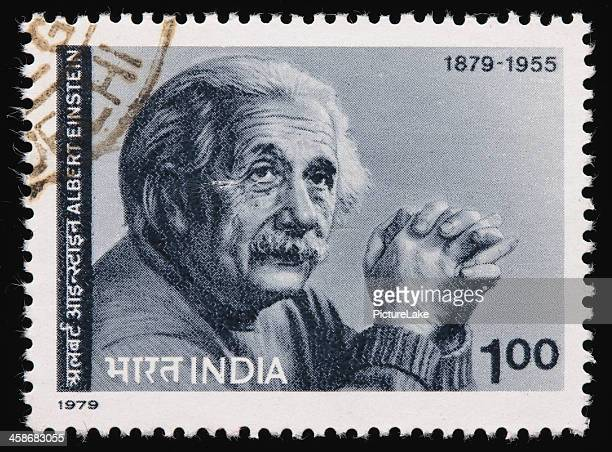 india einstein postage stamp - albert einstein stock pictures, royalty-free photos & images