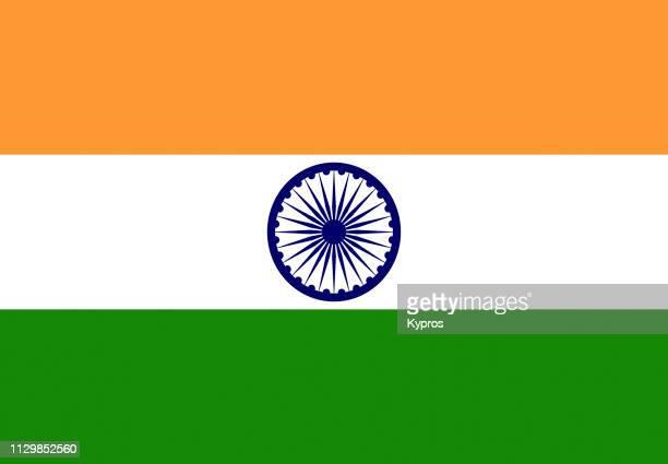 india flag - india ストックフォトと画像