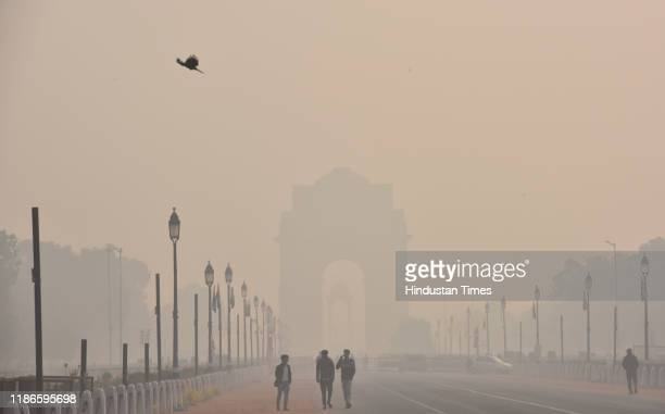Image result for winter fog india street