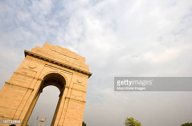 india gate in delhi - india gate delhi stock pictures, royalty-free photos & images
