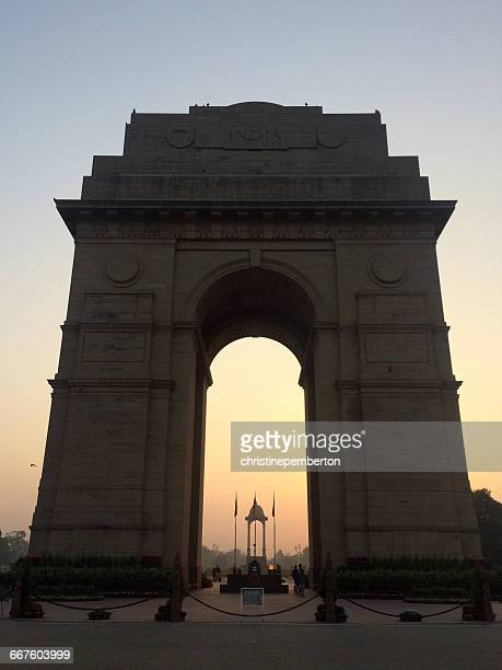 India Gate, New Delhi, India