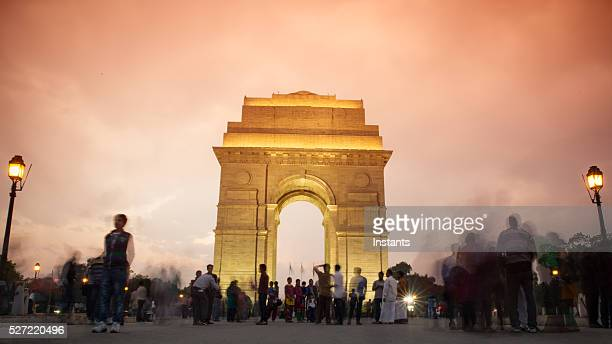 india gate - new delhi stock pictures, royalty-free photos & images