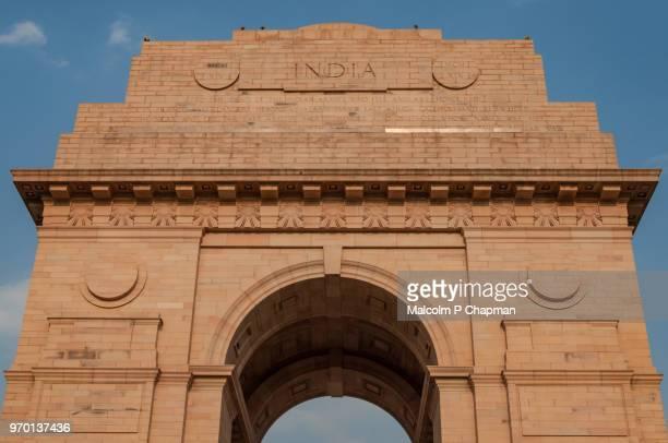 India Gate, war memorial, Rajpath, Delhi, India
