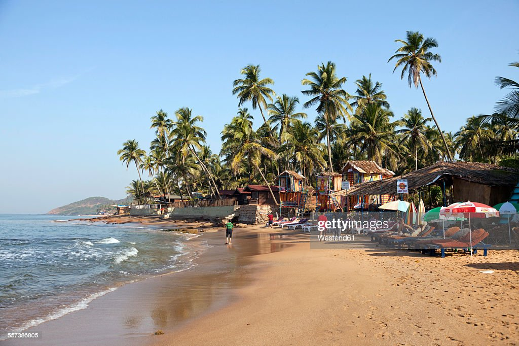 332 Anjuna Beach Photos And Premium High Res Pictures Getty Images