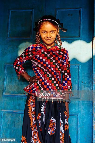 India, Gujarat, Kutch, Ahir ethnic group
