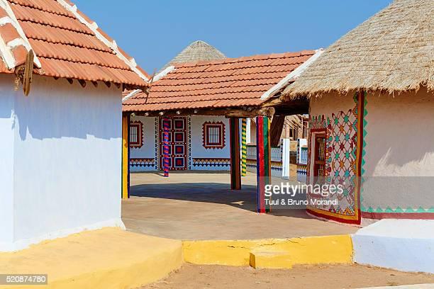 India, Gujarat, Kutch, Ludia village
