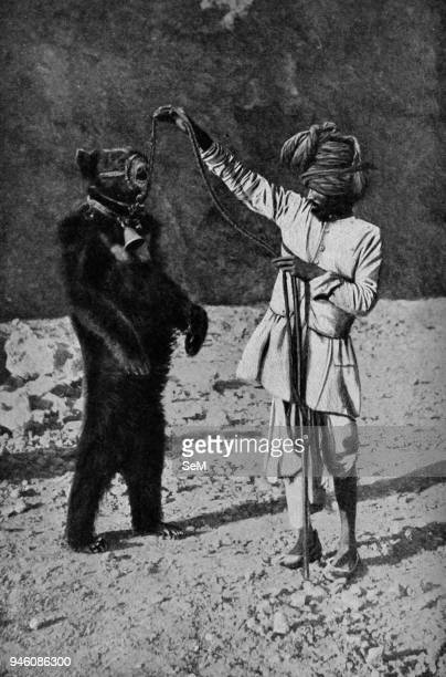 India has no lack of street entertainers jugglers acrobats and numerous followers of charlatanism may be met with at every corner The dancingbear is...