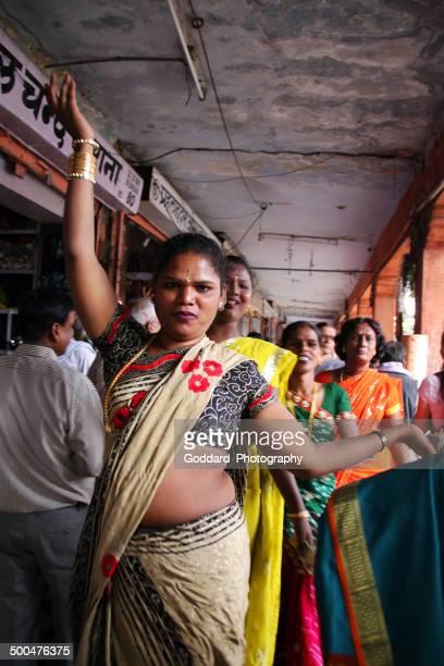 India: Hijras in Jaipur