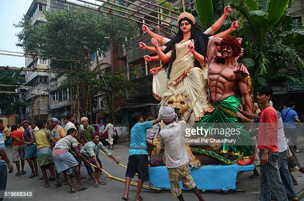 India Hindu Festival - Durga Puja