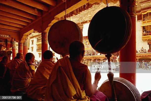 India, Jammu and Kashmir, Ladakh, Hemis, Hemis Buddhist festival