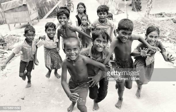 India, Kids having fun