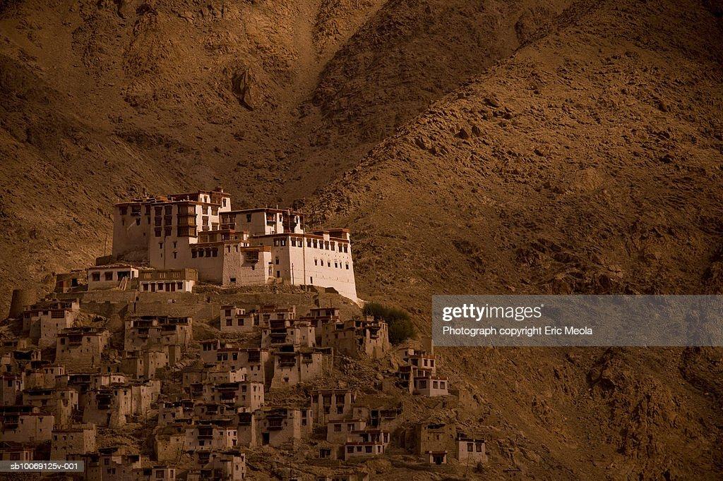 India, Ladakh, Chemrey monastery : Stockfoto