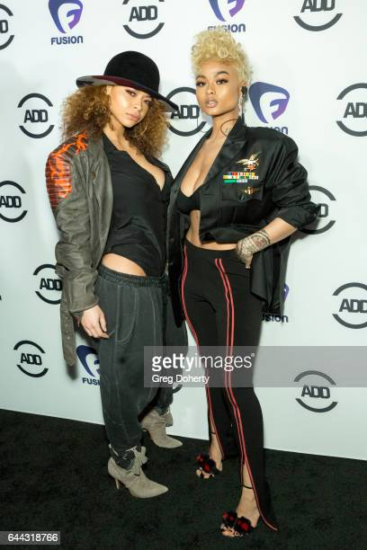 India Love attends the 2nd Annual All Def Movie Awards at Belasco Theatre on February 22 2017 in Los Angeles California