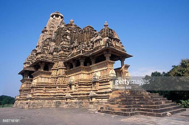 India Madhya Pradesh - Khajuraho: Kandariya Mahadev Temple -