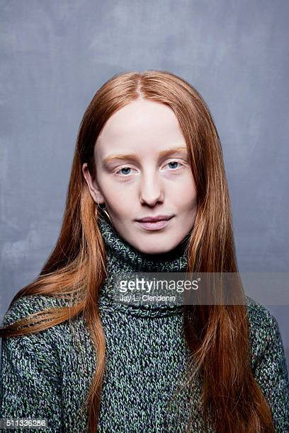 India Menuez of 'White Girl' poses for a portrait at the 2016 Sundance Film Festival on January 24 2016 in Park City Utah CREDIT MUST READ Jay L...