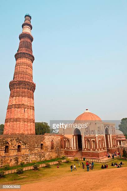 India New Delhi Qutub complex