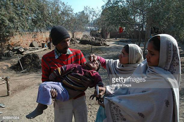 India observed a national immunization day on February 10 2008 In the high risk area of the Muzzafarnagar district in that single day 4137 children...