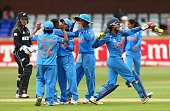 derby england india players celebrate making