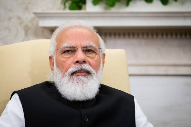 DC: President Biden Hosts India's Prime Minister Narendra Modi
