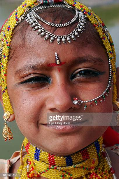 Indian Nose Ring Stock Photos And Pictures  Getty Images-1069