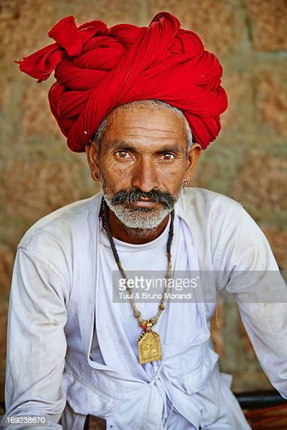 India, Rajasthan, Meda village around Jodhpur
