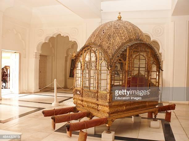 India Rajasthan State Jodhpur Meherangarh Fort and Museum