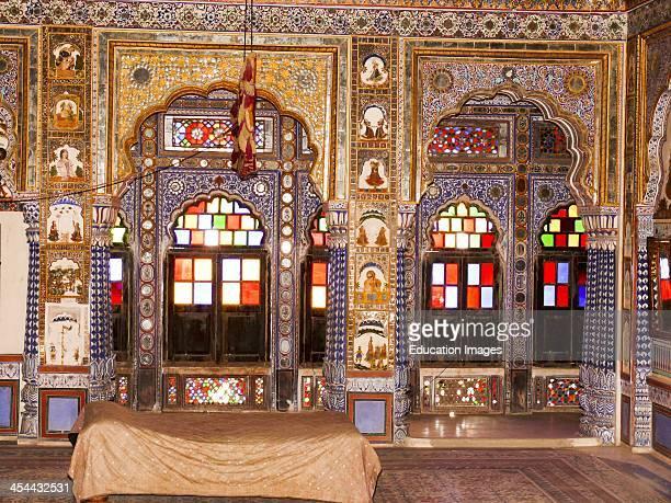 India Rajasthan State Jodhpur Meherangarh Fort