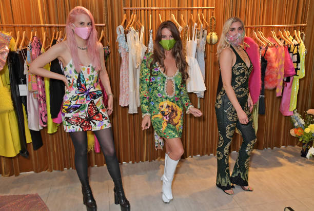 GBR: Annie's Ibiza Carnaby - Re-Opening VIP Private Shopping Event