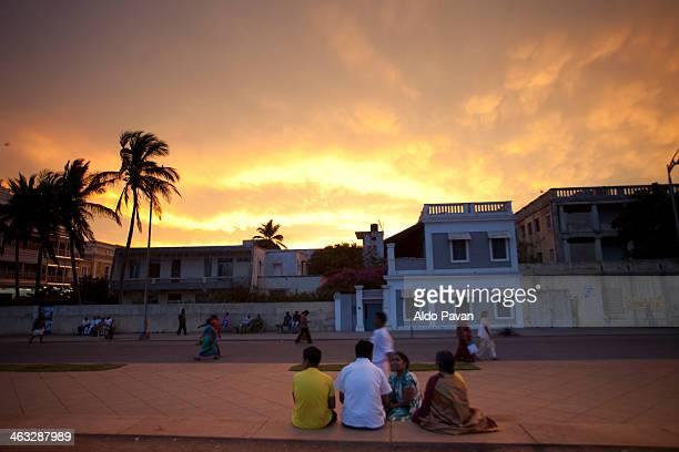 India, Tamil Nadu, Pondicherry, Puducherry