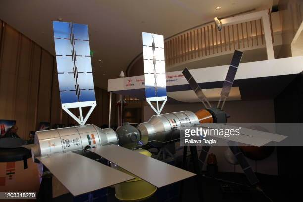 India unveiled a scaled model of its proposed Space Station that it wants to start building at the end of this decade by 2030 On January 22 2020 the...