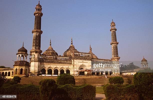 India Uttar Pradesh Lucknow Mosque of Asaf ud Daula the Bara Imambara Lucknows most enduring monument