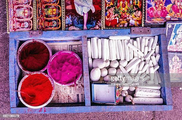 インド、ヴィシャーカパトナム、アンドラプラデシュ州ガプジャ(ドルガ神の備品をご利用いただけます。 - アンドラプラデシュ州 ストックフォトと画像
