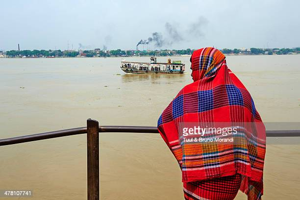 india, west bengal, kolkata, hooghly river - hooghly river stock pictures, royalty-free photos & images