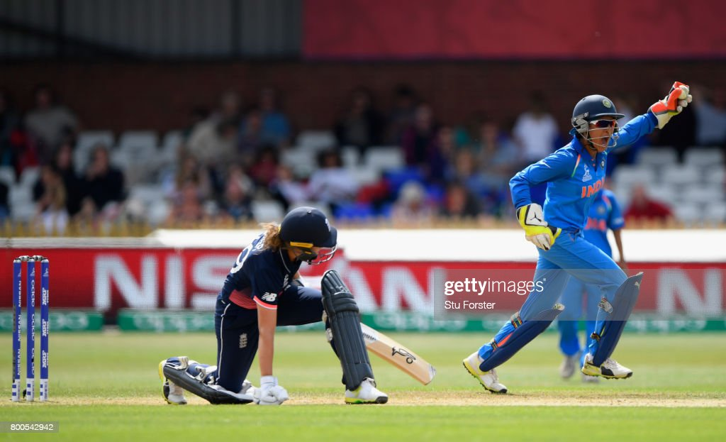 England v India - ICC Women's World Cup 2017