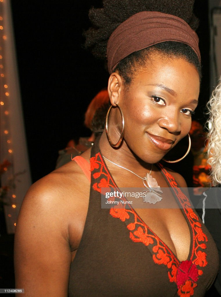"India.Arie Listening Party for New Album ""Testimony Vol. 1 "" - April 25, 2006"