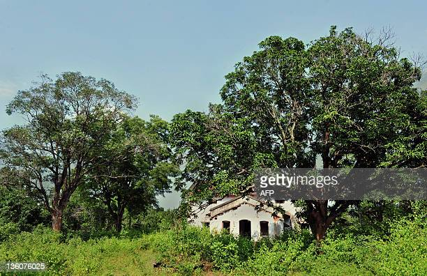 IndiaBritainhistorysocietycultureFEATURE A disappearing slice of England in an Indian forest by Ammu Kannampilly An abandoned colonial mansion is...