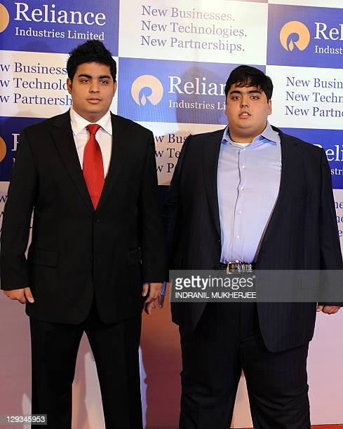IndiabusinessindustryfamilysuccessionwealthFOCUS India Inc keeps it in the family by Salil Panchal In this photograph taken on June 3 the sons of...