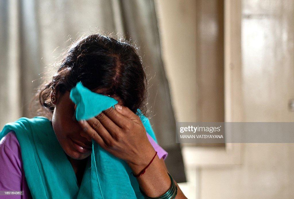 INDIA-CRIME-SOCIAL-TRAFFICKING-CHILDREN : News Photo