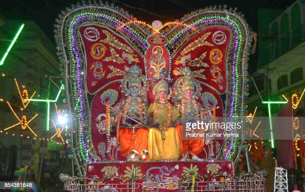 India-Dussehra Festival Celebration