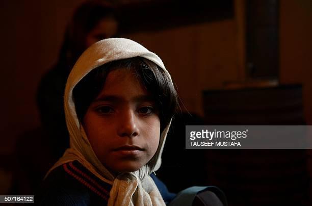 IndiaKashmirPakistanunrestjusticeFOCUS by Parvaiz BUKHARI This photo taken on December 22 2015 shows one of 42yearold labourer Ghulam Jeelani...