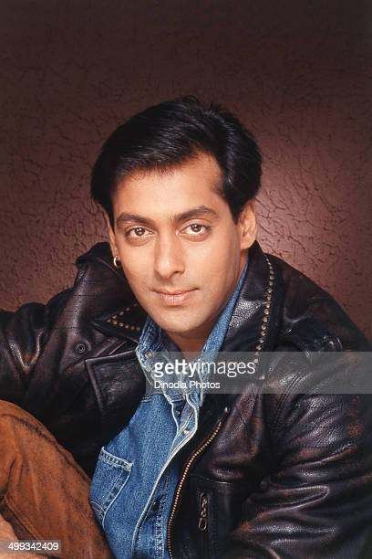 Portrait of Salman Khan
