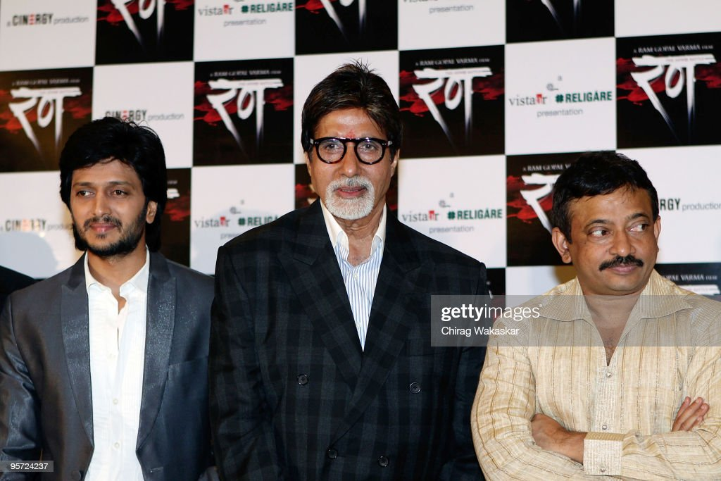 Press Conference For 'Rann'