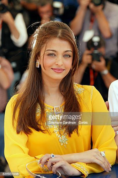 Indian actress and Cannes 2003 Jury member Aishwarya Rai