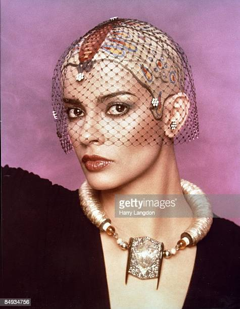 Indian actress and model Persis Khambatta poses for a portrait circa 1980 in Los Angeles California