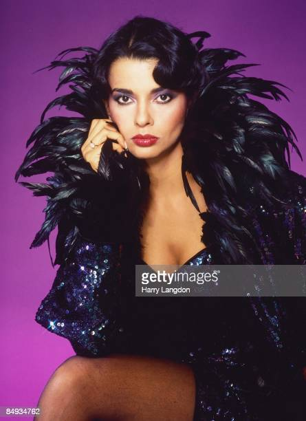 Indian actress and model Persis Khambatta poses for a portrait circa 1983 in Los Angeles California