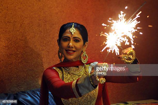 214 Diwali Photo Shoot Photos And Premium High Res Pictures Getty Images