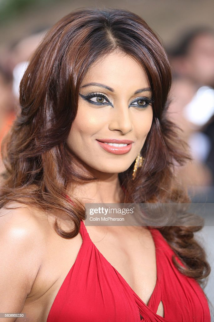 Indian actress Indian actress Bipasha Basu arriving at the International Indian Film Academy Awards ceremony at the Hallam Arena in Sheffield for the.