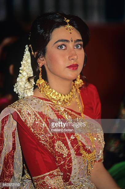 Indian Actress Karishma Kapoor