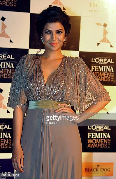 Indian actress Nimrat Kaur attends the LOreal Paris Femina Women Awards in Mumbai on March 27 2014 AFP PHOTO/STR