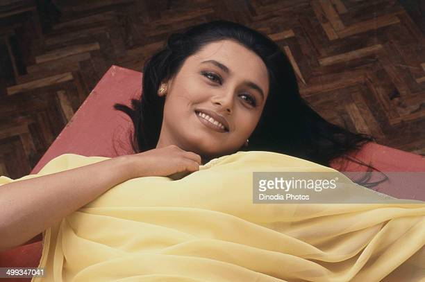 1998 Portrait of Rani Mukerji